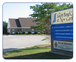 Care Associates of Michiana: New Carlisle Office